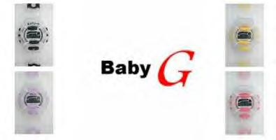 Baby G Watch  Click To Enlarge Image